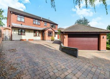 Thumbnail 5 bed detached house for sale in Kings Lodge Drive, Mansfield, Nottinghamshire