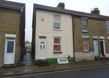 Thumbnail 3 bed end terrace house for sale in Randolph Road, Gillingham, Kent.