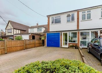 Thumbnail 3 bed semi-detached house for sale in Hullbridge, Hockley, Essex