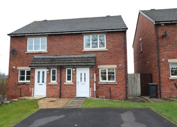 Thumbnail 2 bed semi-detached house for sale in Helvellyn Rise, Carlisle
