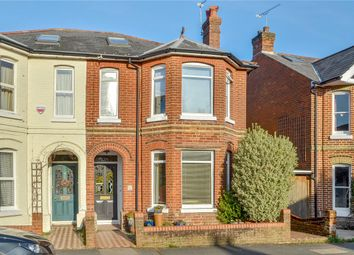Thumbnail 5 bed semi-detached house for sale in Arthur Road, Winchester, Hampshire