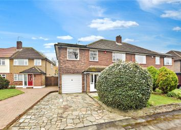 Thumbnail 4 bed semi-detached house for sale in Love Lane, Bexley, Kent