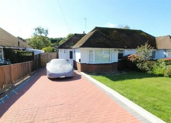 Thumbnail 3 bed semi-detached bungalow for sale in Church Vale Road, Bexhill On Sea, East Sussex