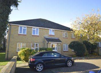 Thumbnail 1 bed flat for sale in Nursery Gardens, Butt Haw Close, Hoo, Rochester