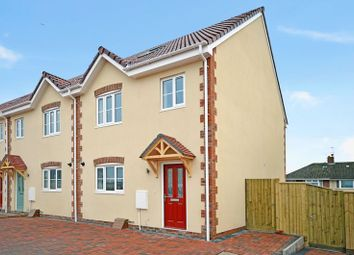 Thumbnail 3 bedroom end terrace house for sale in Kings Chase, Bridgwater Road, Bristol