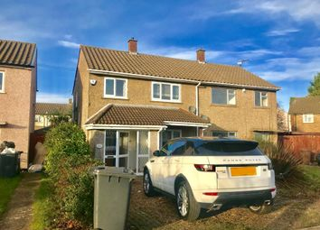 Thumbnail 3 bed semi-detached house to rent in Leagrave High Street, Leagrave, Luton