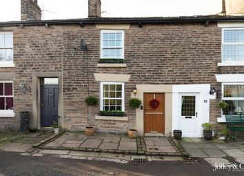 Thumbnail 2 bed terraced house for sale in 2 Turf Lea Road, Marple, Stockport, Cheshire
