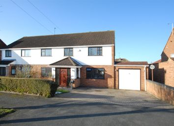 Thumbnail 5 bed semi-detached house for sale in Talbot Avenue, Langley, Slough