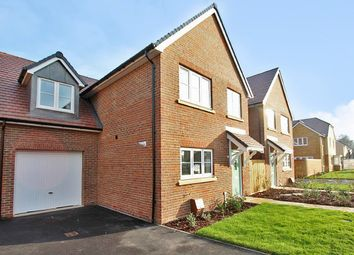 Thumbnail 4 bedroom detached house for sale in Cody Road, Waterbeach, Waterbeach