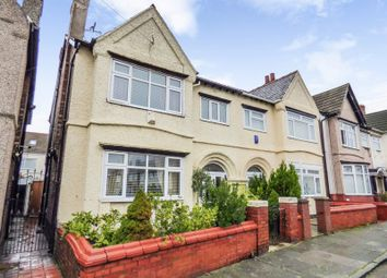 Thumbnail 4 bed semi-detached house for sale in Knowsley Road, Wallasey