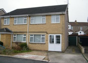 Thumbnail 3 bed semi-detached house for sale in Dyrham Close, Kingswood, Bristol