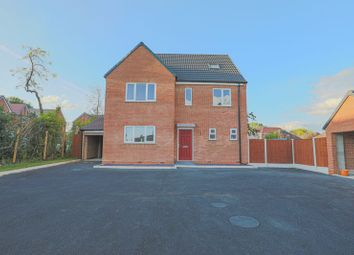 Thumbnail 6 bed detached house for sale in Plot 8 Loscoe, Denby Lane, Heanor