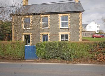 4 bed detached house for sale in Capel Seion, Aberystwyth SY23