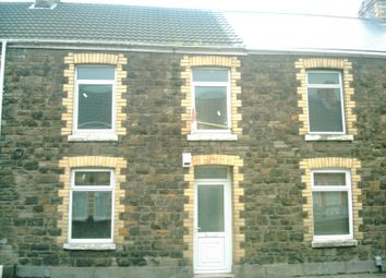Thumbnail 3 bed terraced house to rent in St Mary Street, Aberavon