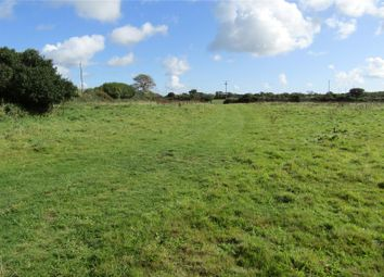 Thumbnail Land for sale in Off Chapel Square, Troon, Camborne, Cornwall