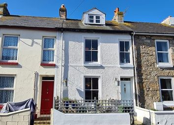 Thumbnail 2 bed terraced house for sale in Belgravia Street, Penzance, Cornwall.