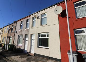 Thumbnail 2 bed terraced house to rent in Scott Street, Wallasey