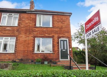 Thumbnail 3 bed end terrace house for sale in New Street, Oadby, Leicester