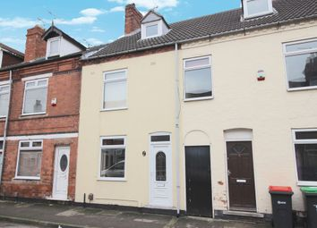 Thumbnail 3 bed terraced house to rent in Morley Street, Sutton-In-Ashfield