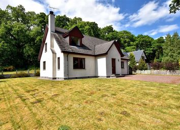 Thumbnail 5 bed detached house for sale in Braeriach Road, Kincraig, Kingussie