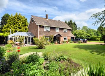 Thumbnail 4 bed detached house for sale in Narborough Road, Pentney, King's Lynn