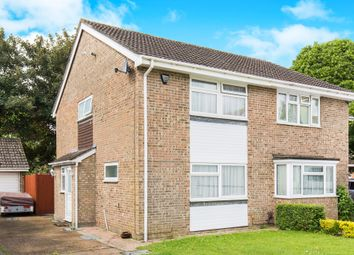 Thumbnail 3 bed semi-detached house for sale in Buckland Close, Boyatt Wood, Eastleigh