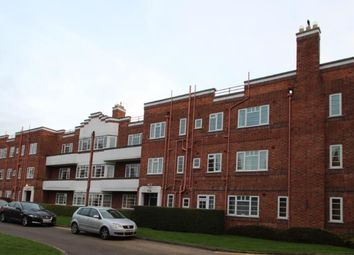 Thumbnail 2 bed flat for sale in Knighton Court, Knighton Park Road, Leicester