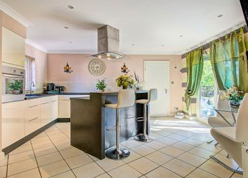 Thumbnail 5 bed detached house for sale in Kestrel Drive, Wisbech