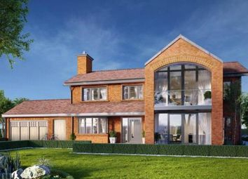 Thumbnail 3 bed detached house for sale in Cherry Barrow Barns, Congleton Road, Marton, Cheshire