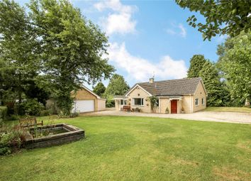Thumbnail 4 bed detached bungalow for sale in Old Vicarage Lane, Kemble, Cirencester, Gloucestershire