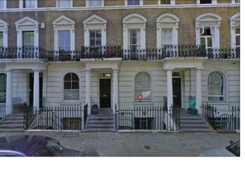 Thumbnail Studio to rent in Oakley Square, London