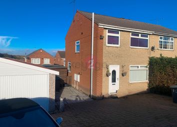 3 bed semi-detached house for sale in Metcalfe Avenue, Killamarsh, Sheffield S21
