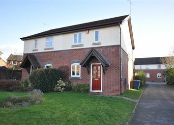 Thumbnail 3 bed semi-detached house to rent in Simeon Way, Stone
