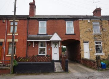 Thumbnail 3 bed terraced house for sale in Carnley Street, Rotherham