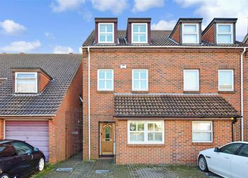 Thumbnail 4 bed town house for sale in Taswell Road, Southsea, Hampshire