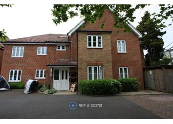 Thumbnail 2 bed flat to rent in New Haw, Surrey