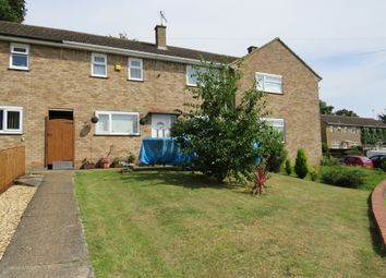 Thumbnail 2 bed terraced house for sale in Leeson Crescent, Barton Seagrave, Kettering
