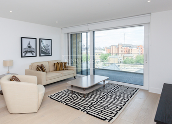 Thumbnail 1 bed flat to rent in The Boulevard, Fulham