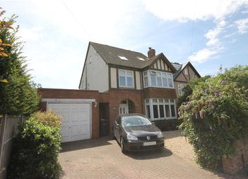 Thumbnail 4 bed detached house for sale in Parsonage Road, Englefield Green, Surrey