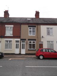 Thumbnail 3 bed terraced house to rent in Dartford Road, Leicester