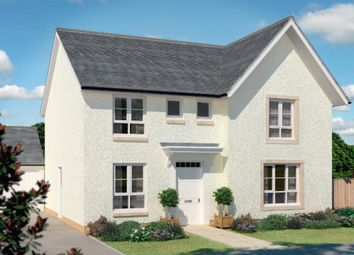 """Thumbnail 4 bed detached house for sale in """"Balmoral"""" at Oakridge Road, Bargeddie, Baillieston, Glasgow"""