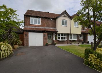 Thumbnail 5 bed semi-detached house for sale in Tarnbeck Drive, Mawdesley, Ormskirk