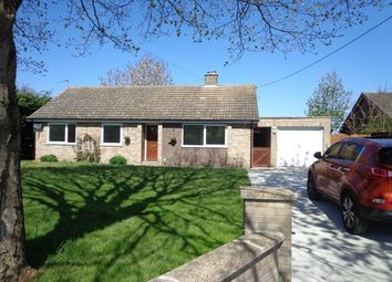 Thumbnail 3 bed detached bungalow to rent in The Street, Herringswell, Bury St. Edmunds