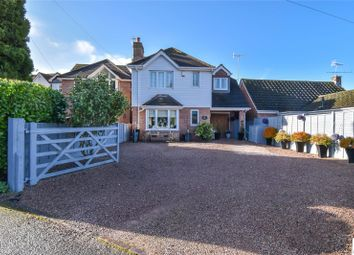 Thumbnail 5 bed detached house for sale in Wellington Road, Bromsgrove, Worcestershire