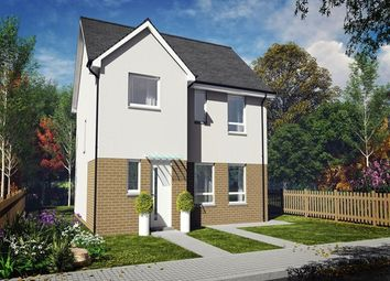 Thumbnail 4 bed detached house for sale in Lawson Avenue, Motherwell