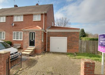 Thumbnail 3 bed semi-detached house for sale in Lansbury Gardens, Gateshead