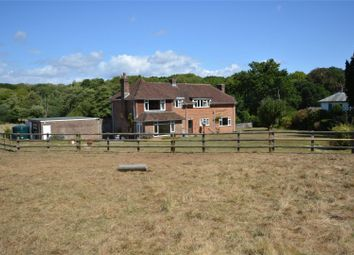 Thumbnail 3 bed detached house for sale in Wainsford Road, Pennington, Lymington, Hampshire