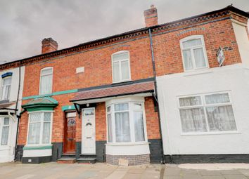 Thumbnail 3 bed terraced house for sale in Marsh Hill, Erdington, Birmingham