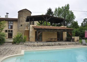 Thumbnail 5 bed property for sale in Miribel, Rhone-Alpes, 26350, France