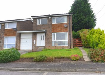 Thumbnail 3 bedroom link-detached house for sale in Ellington Close, Newcastle Upon Tyne